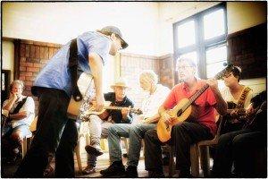 Fairbridge guitar workshop